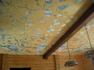фактурный натяжной потолок в ижевске