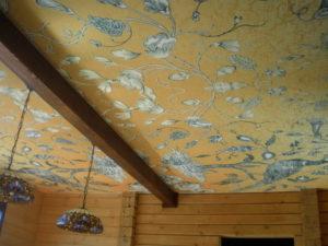 Тканевые натяжные потолки в Ижевске
